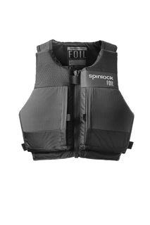 Spinlock Foil Front Zip 50N