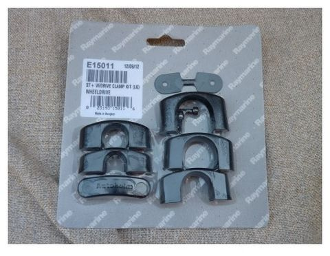 Raymarine Wheeldrive Clamp Kit for ST4000+