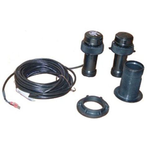 Raymarine Thru-Hull Transducers for Depth Instruments