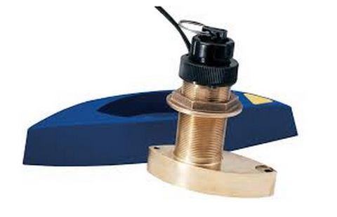 Raymarine B275 1kW CHIRP Bronze Thru-Hull Transducer with Fairing Block