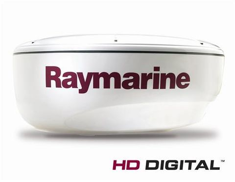 Raymarine HD Colour Digital Radome