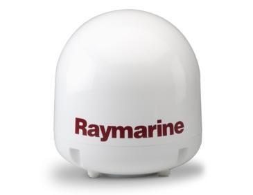 Raymarine STV Empty Dome and Base Plate