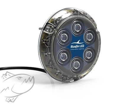 Bluefin Underwater Light Piranha P6 Nitro