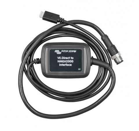 Victron VE.Direct to NMEA2000 Interface