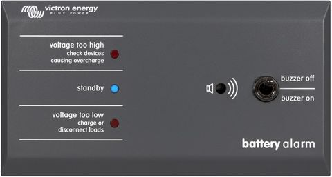 Victron Battery Alarm GX