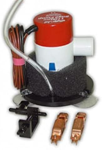 Rule Gentle-Flow Livewell Oxygenator Kit