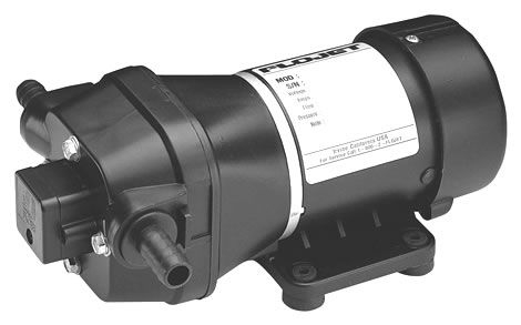 Flojet Quad Series Pressure Pump