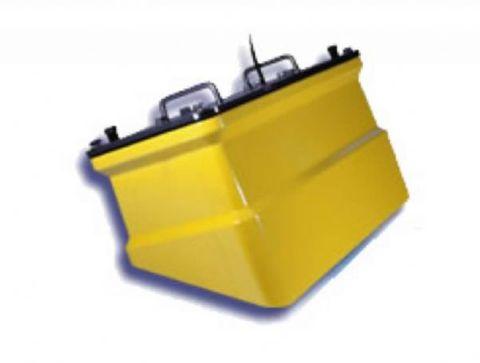 Raymarine M260 1kW In-Hull Transducer