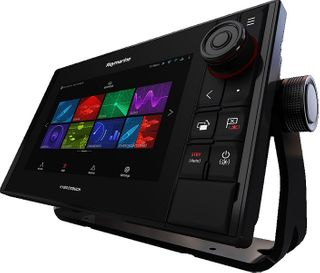 Raymarine Axiom Pro 16 RVX with RealVision 3D Sonar and 1kW CHIRP Sonar