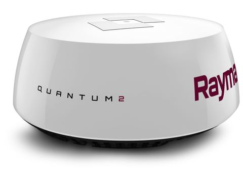 Raymarine Quantum 2 Q24D Wireless CHIRP Radar with Doppler