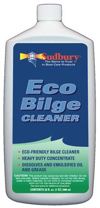 Sudbury Eco Bilge Cleaner