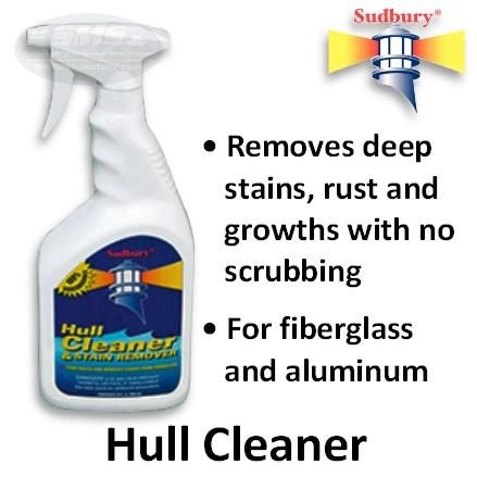 Sudbury Hull Cleaner and Stain Remover