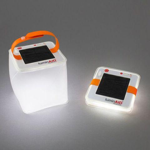 Luminaid Inflatable Solar Lanterns