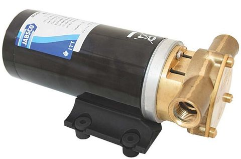 Jabsco Maxi Puppy Continuous-Rated Bilge Pump