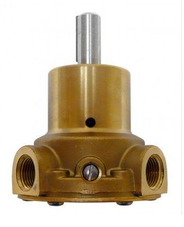 Jabsco 020 Bronze Pedestal Pump