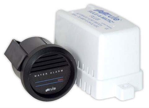 Rule Hi-Water Bilge Alarm Incl Float-Switch