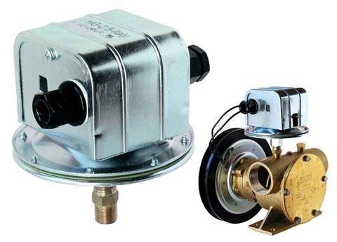 Jabsco Vacuum Switch