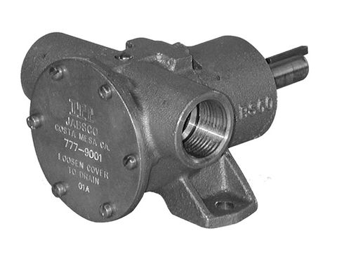 Jabsco 080 Bronze Pedestal Pump