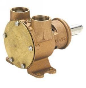 Jabsco 200 Bronze Pedestal Pump
