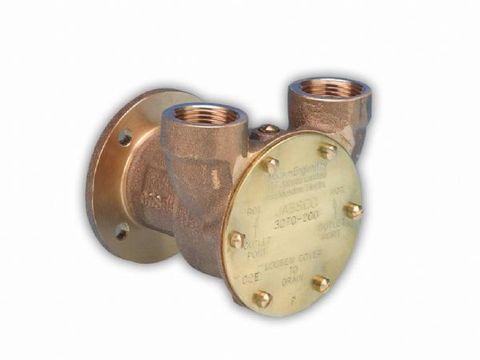 Jabsco 040 Bronze Flange-Mount Pump - Perkins