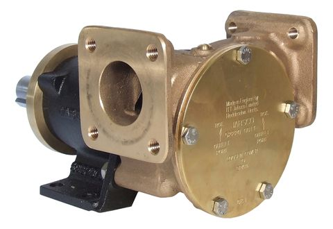 Jabsco 270 Bronze Pedestal Pump