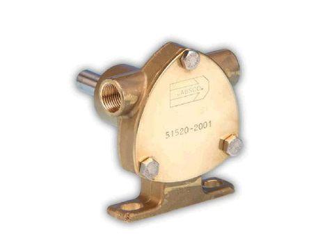 Jabsco Bronze Pedestal Pump