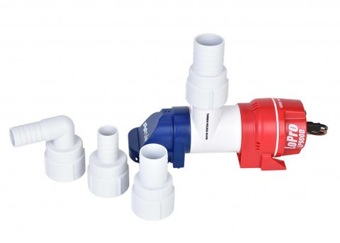 Rule Low Profile Submersible Bilge Pump
