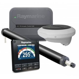 Raymarine EV-100 Autopilot Systems