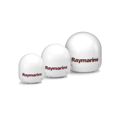Raymarine Satellite TV Antenna Systems