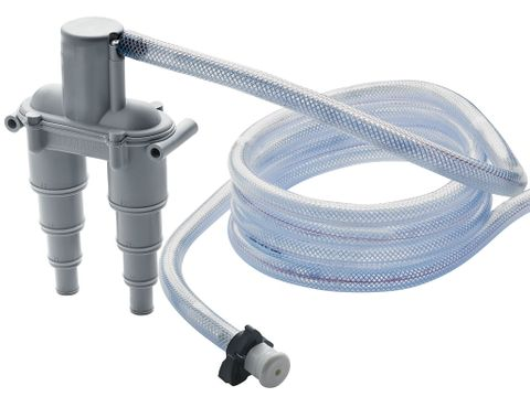 Vetus Airvent With Hose Incl 4m Hose and Skin Fitting