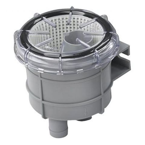 Vetus 140 Strainer Hose Connections