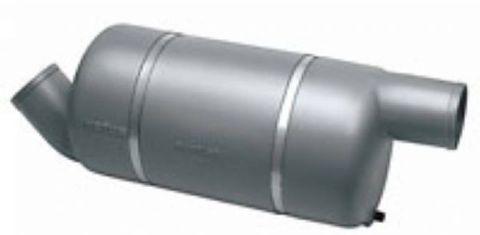 Vetus Plastic Exhaust Muffler
