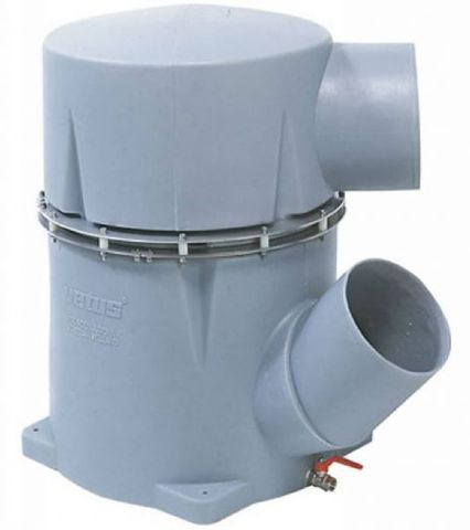 Vetus Exhaust Waterlocks MGP