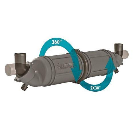 Vetus NLPH Plastic Waterlock Muffler