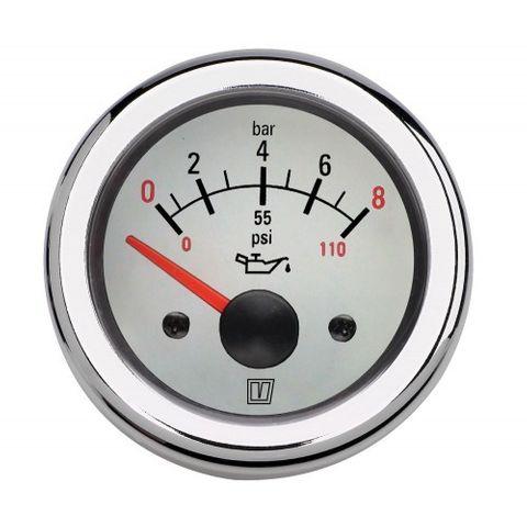 Vetus Oil Pressure Gauge