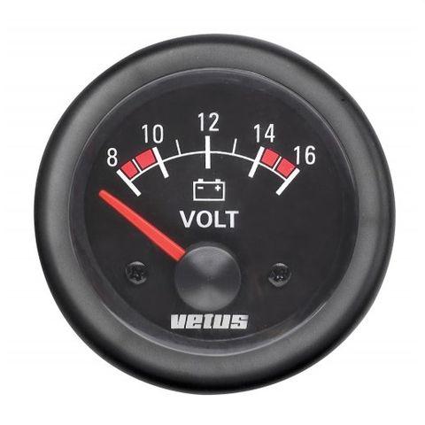 Vetus Voltmeter Gauge