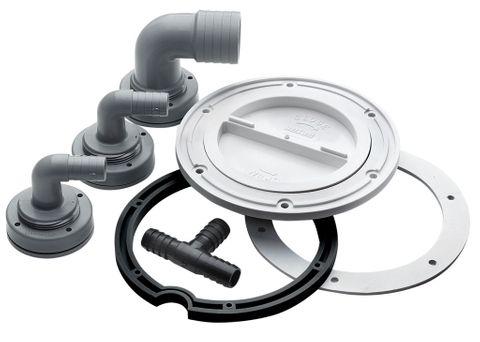 Vetus Rigid Water Tank Connection Kit