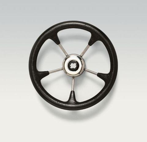 Ultraflex Steering Wheels - Stainless Steel - 320mm Diameter