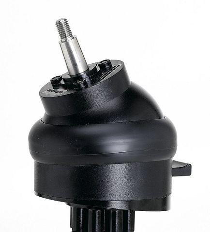 Ultraflex Helm Pump - Tilt Mount SilverSteer 28-45cc