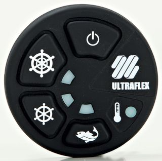 Ultraflex Master Drive User Interface