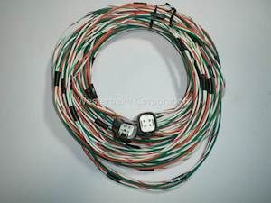 Westerbeke Electrical Systems Wiring