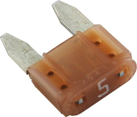 Blue Sea Mini Blade Fuses