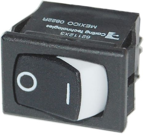 Blue Sea 360 Panel Rocker Switch - Quick Connect Tab