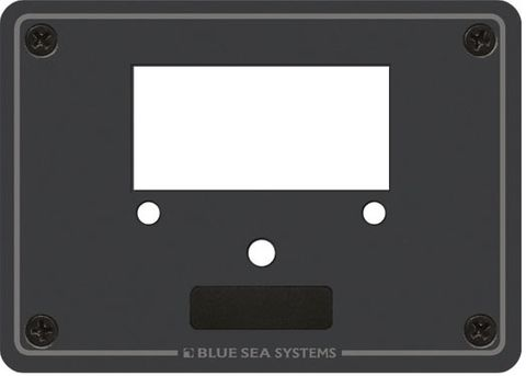 Blue Sea Mounting Panel for Single Meter