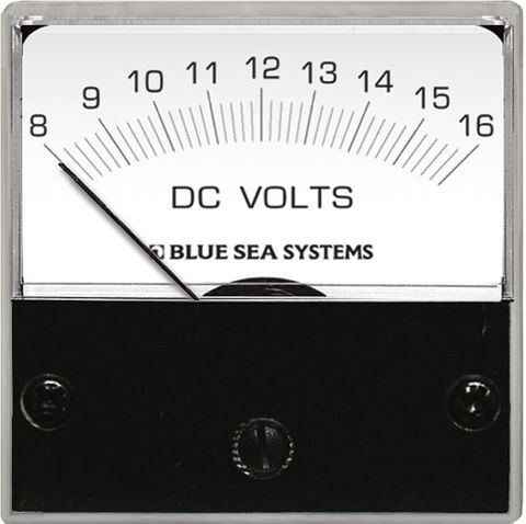 Blue Sea Analogue Micro Meter