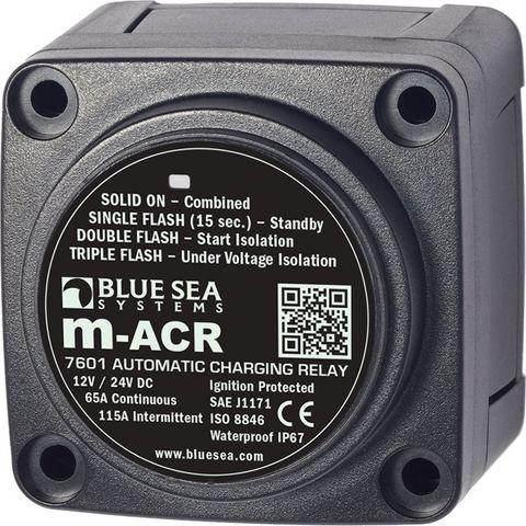 Blue Sea VSR Automatic Charging Relay, Mini M Series