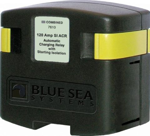 Blue Sea VSR Automatic Charging Relay SI Series