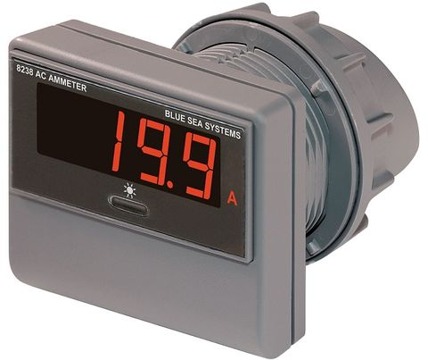 Blue Sea Digital AC Meters
