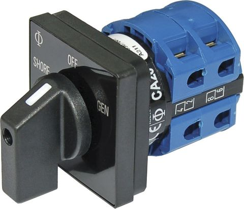 Blue Sea AC Selection Rotary Switch