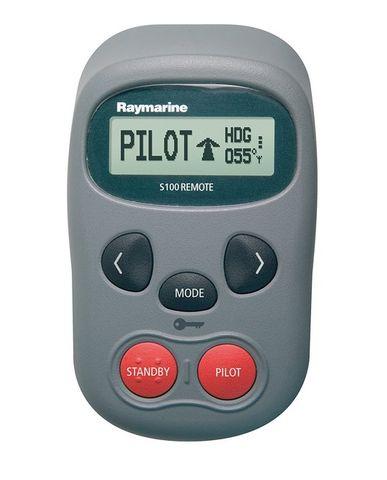Raymarine S100 Wireless Autopilot Control